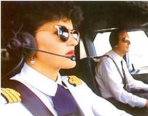pilote femme